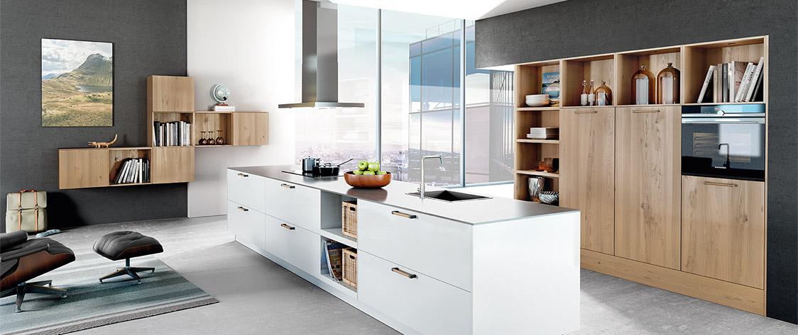 Inpura - Die Küche Stilwelt Modern