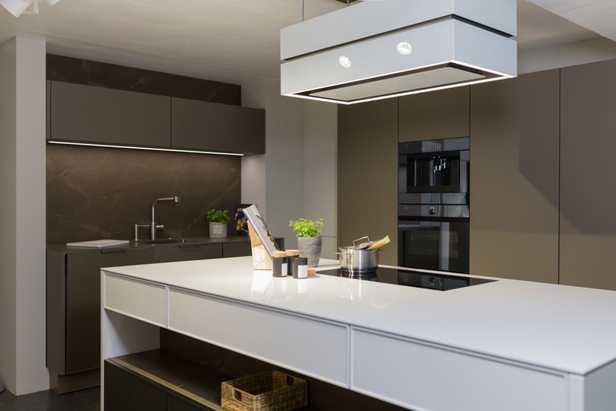 SieMatic Küche braun